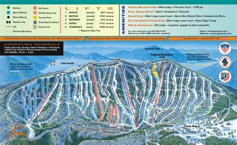 map of colorado ski resorts ski resort aspen ski resort elevation