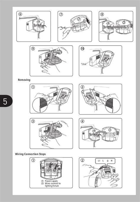 3 wire motion sensor wiring diagram image collections