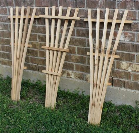 Decorative Wood Trellis 3 New All Cedar Wood Decorative Trellis Garden Lattice