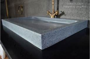 Marble Bathroom Vanity Tops 27 Quot Gray Granite Stone Bathroom Sink Corsica