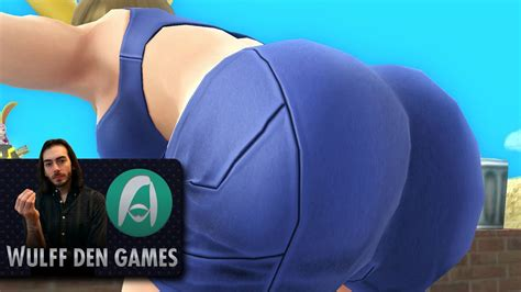 best asses the actual top 5 best butts in video games youtube