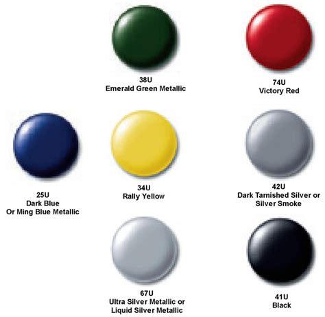 108 best auto paint colors codes images on auto paint paint colors and cars