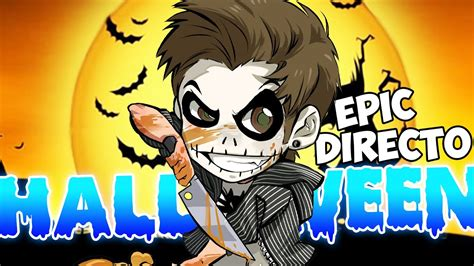 youtube imagenes halloween epic directo halloween con rubiuh youtube