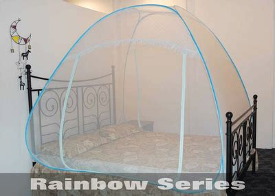 Javan Kelambu Series King javan canopy rainbow series kemenangan jaya furniture