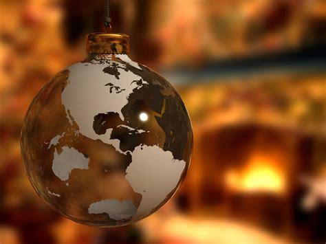 imagenes de navidad gratuitas bola del mundo navidad archivo de foto gratis 1413151