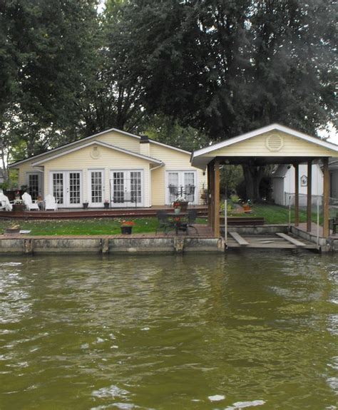 Indian Lake Ohio Cabin Rentals by O Brien Vacation House At Indian Lake Vrbo