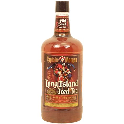 captain island tea captain island iced tea rum vodka whiskey