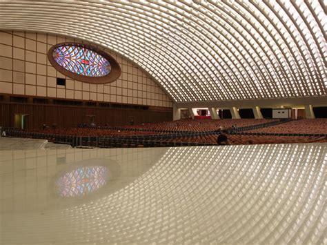 sala nervi ingresso icef visita guidata alla sala nervi in vaticano