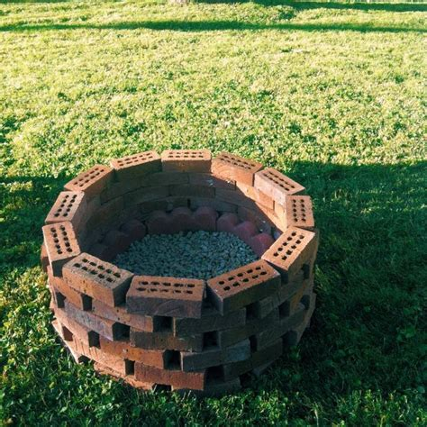 Firepit Bricks Pin By Lindsay Osborn On House