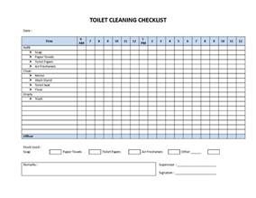 rest template exle free restroom cleaning checklist model templates at