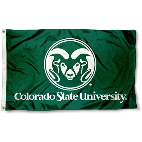 Colorado State Mba Reviews by Colorado State Rams Flag Your Colorado State Rams Flag Source