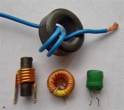 capacitor and inductor uses 조금은 느리게 살자 인덕터 inductor