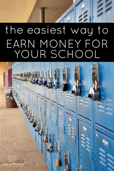 10 Easy Ways To Raise Money For Your School by One Simple Way To Raise Money For Your School And