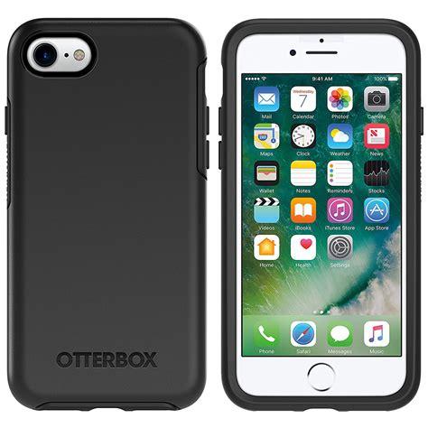 Original Otterbox Symmetri Series For Iphone 7 Black otterbox symmetry for apple iphone 7 black