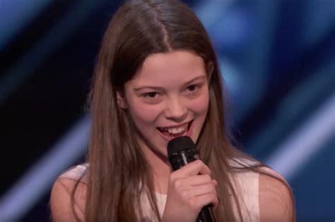 chi  courtney hadwin la tredicenne che ha stregato lamerica  la sua voce