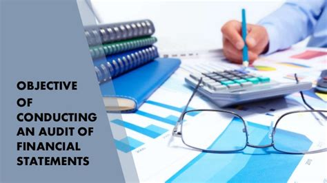 5 Audit Objectives by Audit Objectives In Financial Audit