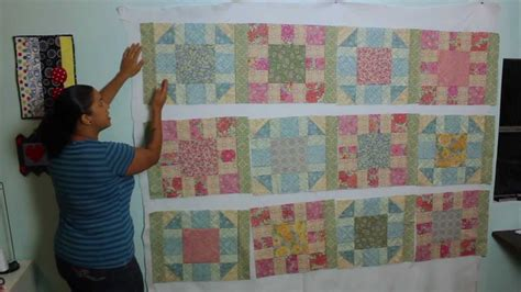 Quilt Sashing With Cornerstones by Modern Quilt Along 4 How To Make