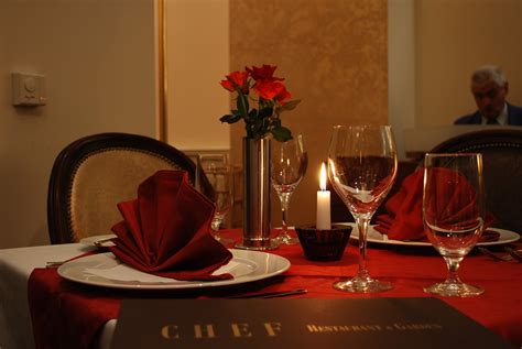 romantic dinner boutique hotel seven days prague romantic dinner at our