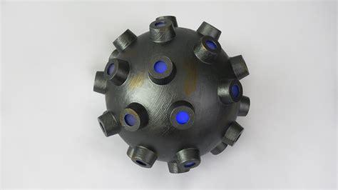 fortnite impulse grenade replica  leds designedbydcom