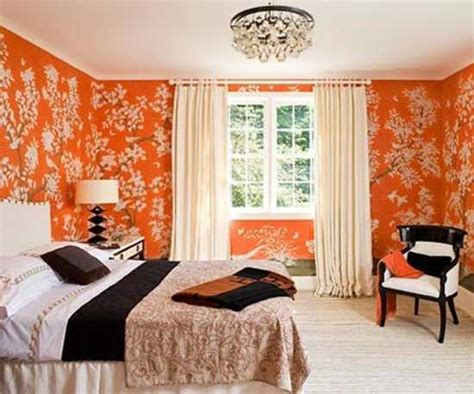 orange and brown bedroom ideas orange and brown bedroom ideas orange wallpaper pattern
