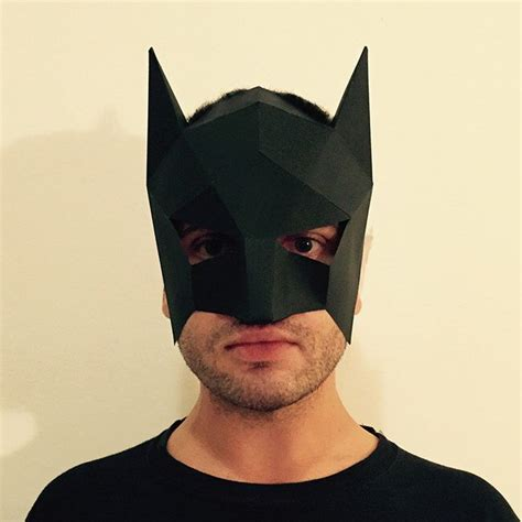 Papercraft Batman Mask - 25 unique batman mask ideas on gesicht