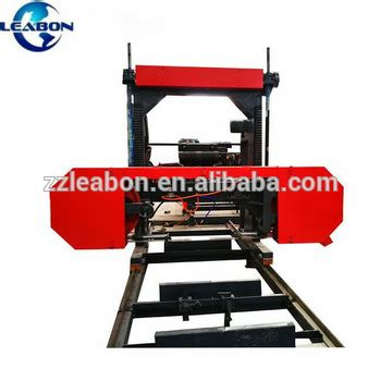 Woodworking Machine Widely Used Timber Bandsaw Sawing