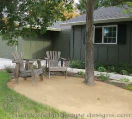 decomposed granite patio for the home pinterest patio decomposed granite and decomposed