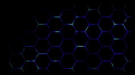 wallpaper abstract hex black hexagon wallpaper wallpapersafari