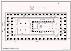 Parthenon Floor Plan by Floor Plan Of The Parthenon Submited Images