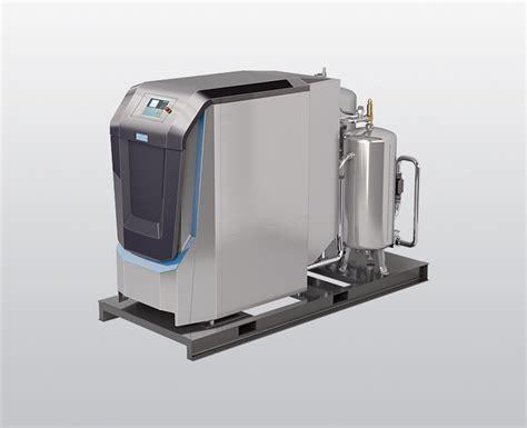 Compressor Bauer air cooled high pressure compressors verticus 5 helium