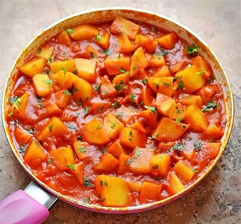 potato the of vegetables 30 potato recipes for comfort and hearty meals books potatoes in tomato sauce kitchen nostalgia