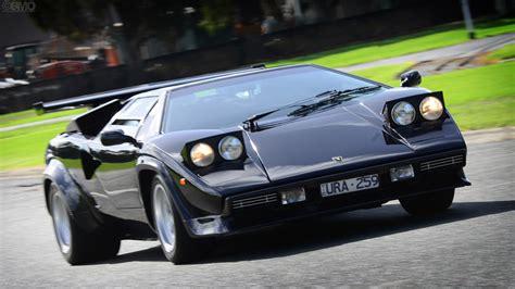 Custom Lamborghini Countach Lamborghini Countach 5000 Qv Quattrovalvole Custom Cars
