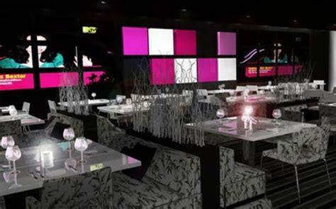 cafe interior design inspiration pleasant and fascinating purple cafe interior design de