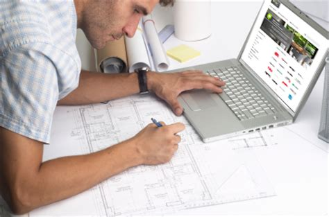 architect working with pcon catalog pcon blog