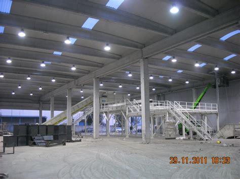 impianto elettrico capannone industriale realizzazione lavori chiavi in mano impianto elettrico