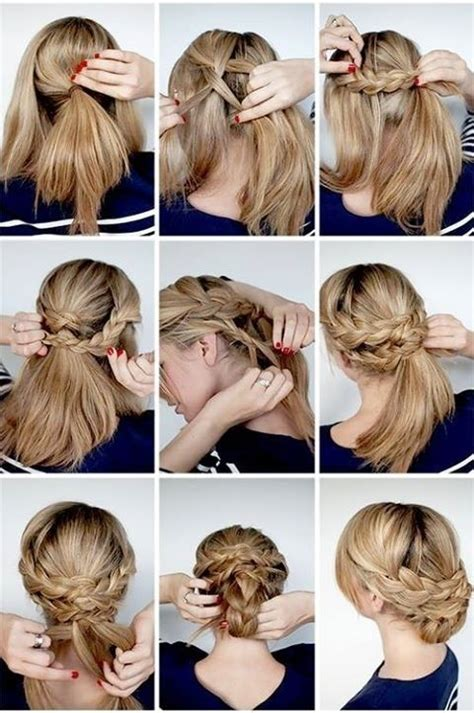 Wedding Hairstyles For Hair Tutorials by 12 Wedding Hairstyles Tutorials For Brides And