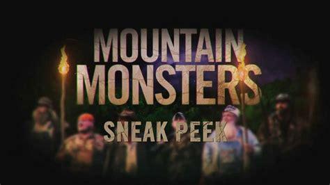 New Season New by Mountain Monsters New Season Sneak Peek