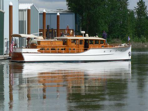 wooden boat yacht howb 034 wooden boat gems at portland yacht club
