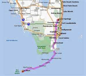 map southern florida 301 moved permanently