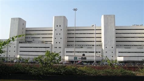 Commercial Complex Floor Plan cbd belapur