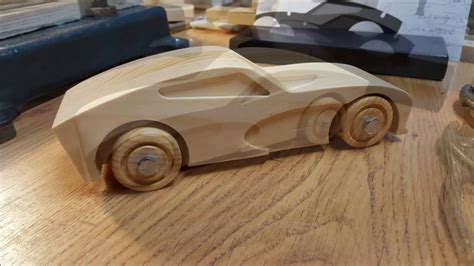 wooden car wood car build an easy cnc project