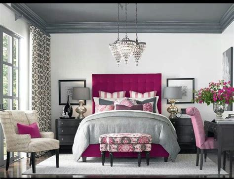 grey and pink bedroom decor 18 best images about grey magenta bedroom ideas on pinterest