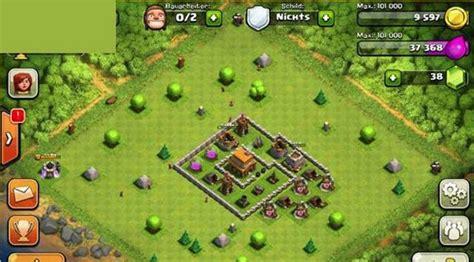 fungsi layout coc rekomendasi base town hall level 3 terbaik di clash of