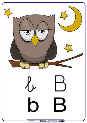 imagenes de animales por la letra b letra quot b quot con graf 237 a en cursiva actiludis