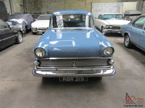 Vauxhall Car Types by Vauxhall Victor F Type Estate 1961
