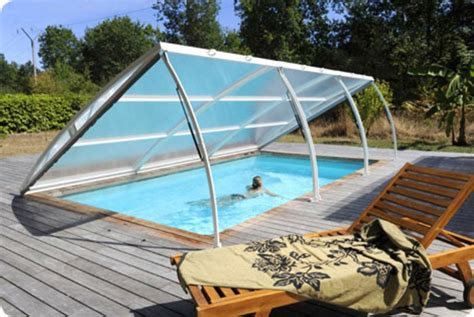 pooldach selber bauen coole und praktische pool 252 berdachung pool