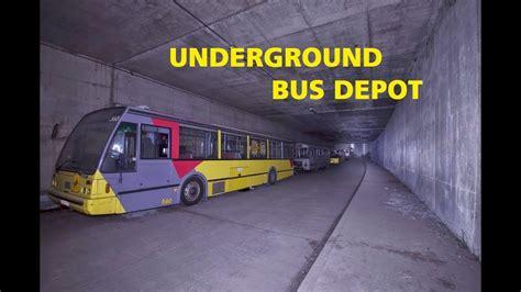 film ghost bus ghost bus tunnel 2018 luik youtube
