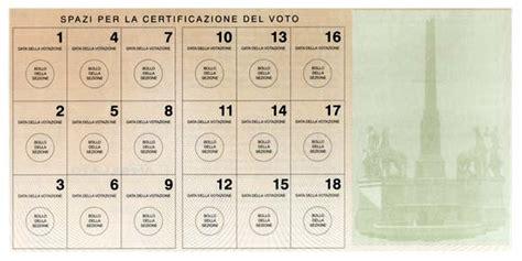 ufficio elettorale comune di roma tessera elettorale citt 224 di ciino sito istituzionale