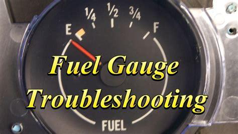 diagnose  fuel gauge easy    book tricks