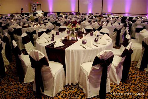 purple wedding table decorations pinterest Archives